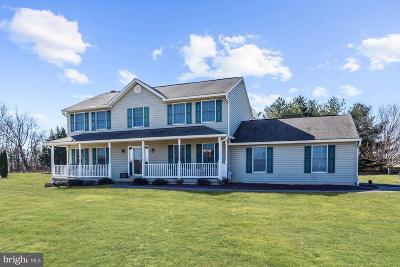 Sykesville, Eldersburg Single Family Home For Sale: 1433 Buckhorn Road
