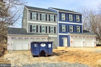 Hampstead Single Family Home For Sale: Lot 7 Houcksville Road