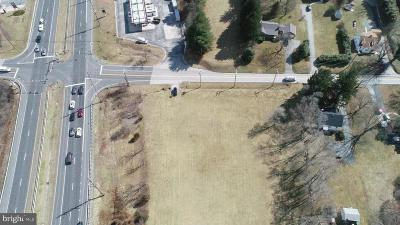 Carroll County Residential Lots & Land For Sale: Baltimore Blvd & Sandymount Rd