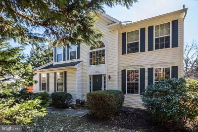 Eldersburg Single Family Home For Sale: 6462 Macbeth Way