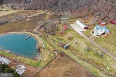 Manchester Single Family Home For Sale: 4248 Rupp Road