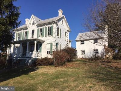 Carroll County Farm For Sale: 1434 Old Westminster Pike