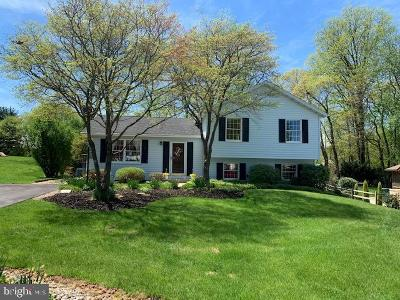 Sykesville Single Family Home For Sale: 1610 Andylin Way