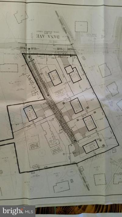 Hampstead Residential Lots & Land For Sale: Dana Ave. - 6 Lots