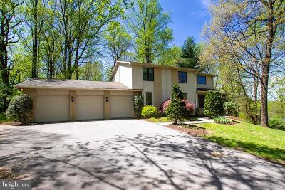 Westminster Single Family Home For Sale: 1081 Long Valley Road