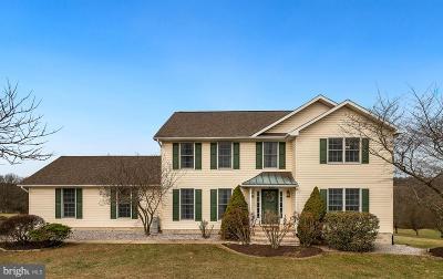 Sykesville, Eldersburg Single Family Home For Sale: 4380 Capital Drive