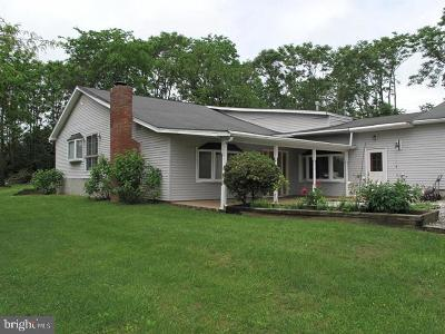 Westminster Single Family Home For Sale: 3614 Cemetery Lane