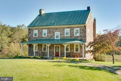 Carroll County Single Family Home For Sale: 3333 Flickinger Road