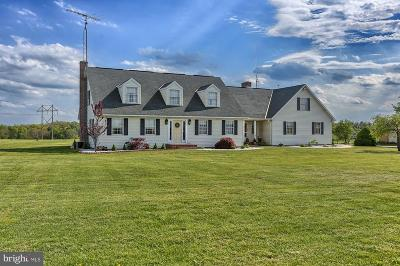 Taneytown Single Family Home For Sale: 4881 Middleburg Road