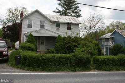 Finksburg Single Family Home For Sale: 3941 Sykesville Road
