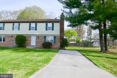 Sykesville, Eldersburg Townhouse For Sale: 518 Oklahoma Avenue