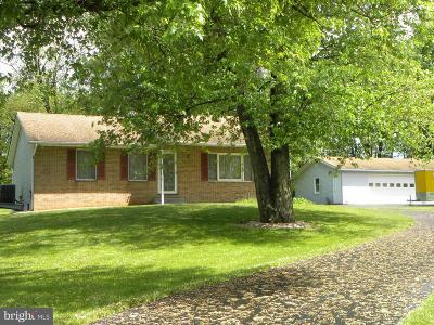 New Windsor Single Family Home Under Contract: 1195 Nicodemus Road