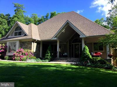 Carroll County Single Family Home For Sale: 3318 Oakwood Drive