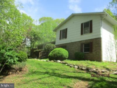 Manchester Single Family Home For Sale: 4655 Kridlers Schoolhouse Road