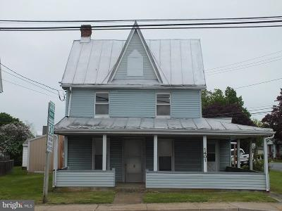 Hampstead Single Family Home For Sale: 1401 N Main Street