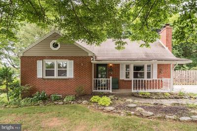 Westminster Single Family Home For Sale: 813 Franklin Avenue