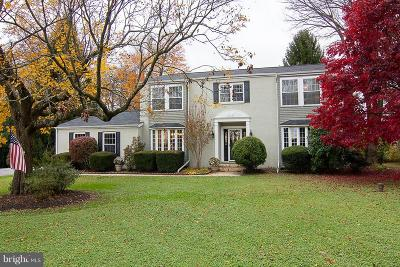 Hampstead Single Family Home For Sale: 4304 Wolf Hill Drive