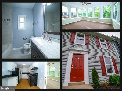 Mount Airy Townhouse For Sale: 106 Hoff Court