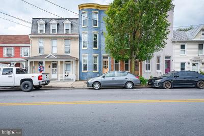Westminster Townhouse For Sale: 119 W Main Street