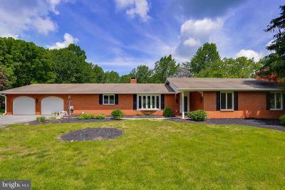 Sykesville, Eldersburg Single Family Home For Sale: 2330 Erin Road