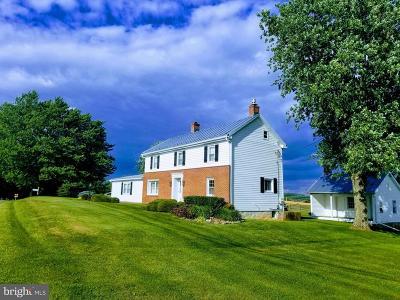 New Windsor Single Family Home For Sale: 1745 Dennings Road