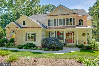 Finksburg Single Family Home For Sale: 888 Ridge Road