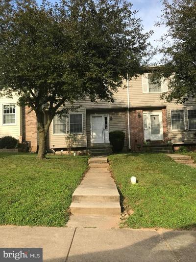 Carroll County Townhouse For Sale: 4280 Sycamore Drive