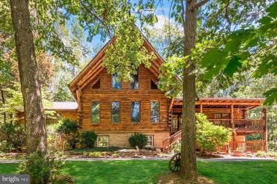 Mount Airy Single Family Home For Sale: 3550 Secluded Spring Drive