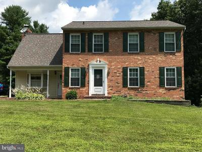 Hampstead Single Family Home For Sale: 4154 Double Tree Lane