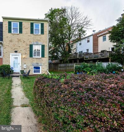 Mount Airy Townhouse For Sale: 718 Horpel Drive