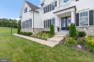 Eldersburg Single Family Home For Sale: 636 White Cloud Court