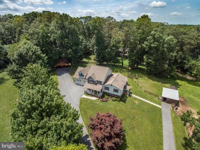 Carroll County Multi Family Home For Sale: 4208 Salem Bottom Road