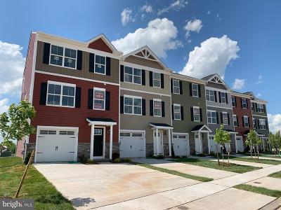 Taneytown Townhouse For Sale: Gantry Road