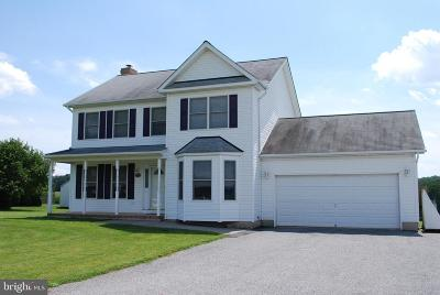 Manchester Single Family Home For Sale: 4434 Alesia Lineboro Road