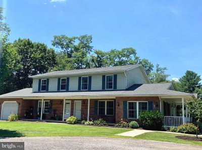 Carroll County Single Family Home For Sale: 1798 Ridge Road
