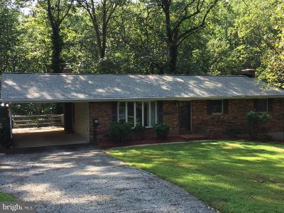 Sykesville, Eldersburg Single Family Home For Sale: 1401 Leafy Court