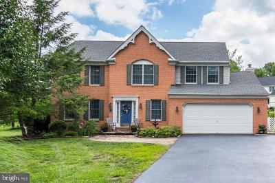 Eldersburg Single Family Home For Sale: 2190 Peggys Drive