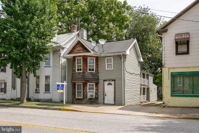 Westminster Single Family Home For Sale: 58 Pennsylvania Avenue