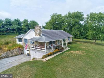 Carroll County Single Family Home For Sale: 4801 Wentz Road