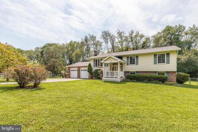 Sykesville Single Family Home For Sale: 477 Streaker Road