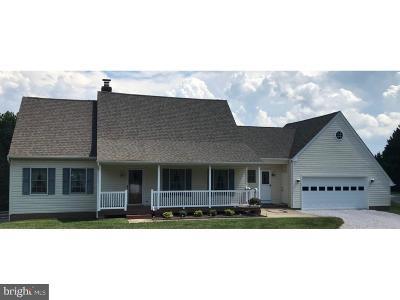 Finksburg Single Family Home For Sale: 2955 Harper Drive