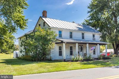 Taneytown Single Family Home For Sale: 2211 Trevanion Road