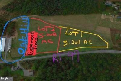 Sykesville Residential Lots & Land For Sale: Lot 1 Old Washington Rd