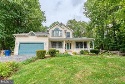Sykesville Single Family Home For Sale: 6426 Esquire Drive