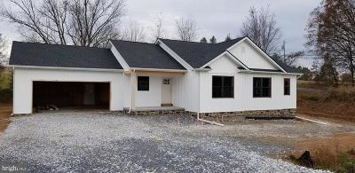 Westminster Single Family Home For Sale: Lot 1 Mayberry Road