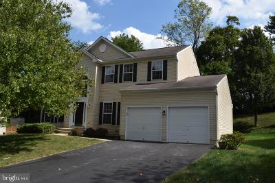 Single Family Home For Sale: 421 Crest Lane