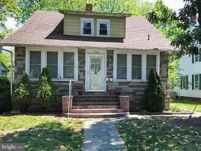 Cambridge MD Single Family Home For Sale: $138,900