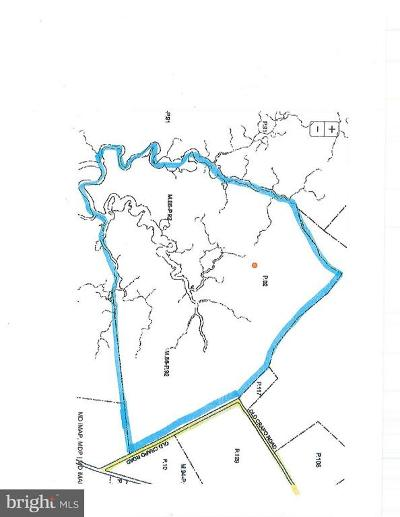 Dorchester County Residential Lots & Land For Sale: Lakesville