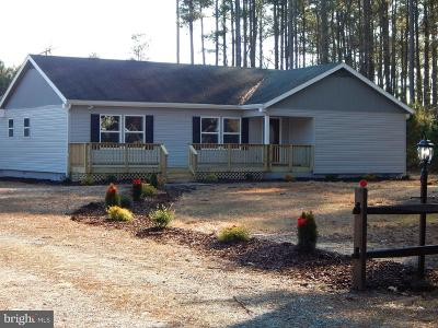 Dorchester County Single Family Home For Sale: 5111 David Greene Road