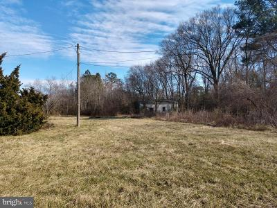 Residential Lots & Land For Sale: 4843 Williamsburg Church Road